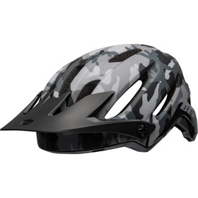Bell 4Forty Fietshelm, matte/gloss black camo